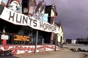 Touring The Whackyshack On Hunt's Pier