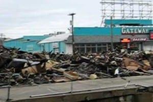 Shore Plaza Fire Aftermath Pt 2