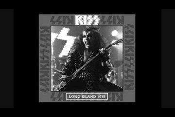 KISS Sings Live From Wildwood 1975