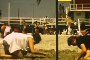 Wildwood Home Video 1965 - Beach & Boat