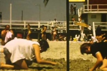 Wildwood Home Video 1965 - Beach & Boat