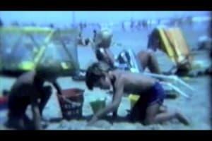 Wildwood Beach 1981