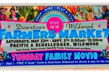 Downtown Wildwood Farmers Market