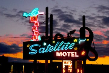 Doo Wop Back to the '50s Neon Night Tours