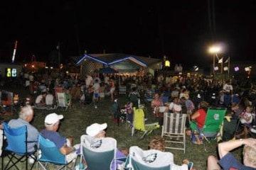 Fox Park Amphitheater Concert Series 2015 Wildwood