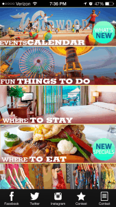 The Wildwoods Front Page
