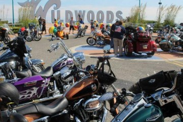 Roar to the Shore Motorcycle Rally