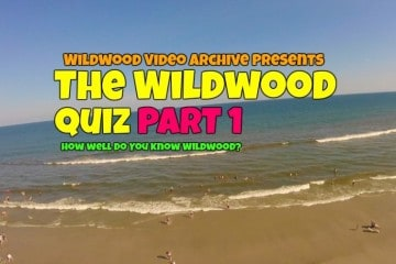 The Wildwoods Quiz! Pt. 1 Wildwood