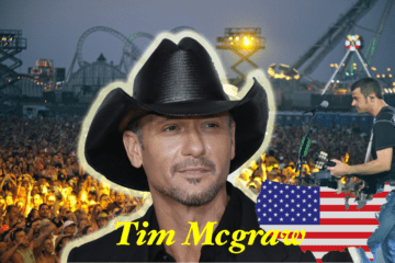 Tim Mcgraw Will Be Performing In Wildwood