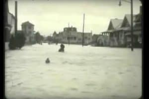 1930s Flood of Cape May