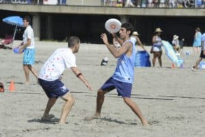 Wildwood Ultimate Beach Frisbee Tournament