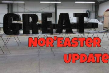 Great Nor'Easter Update