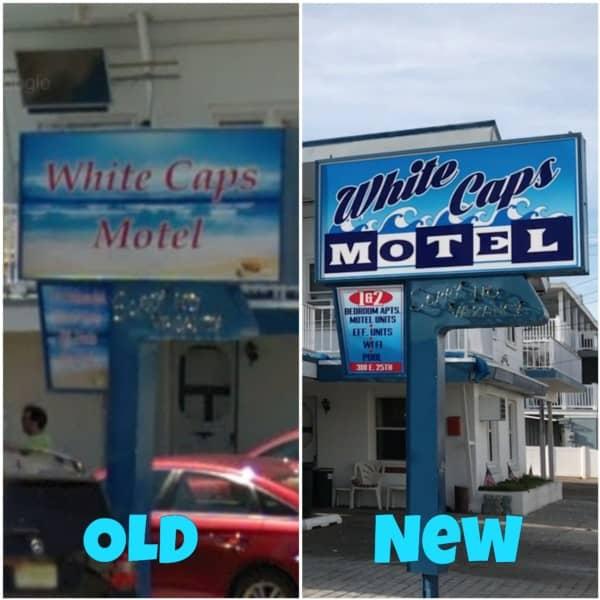 White Caps Motel UPDATE