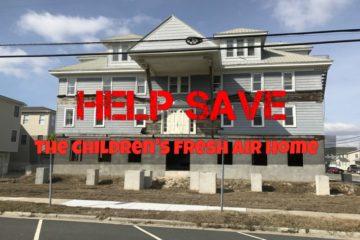 The Children's Fresh Air Home