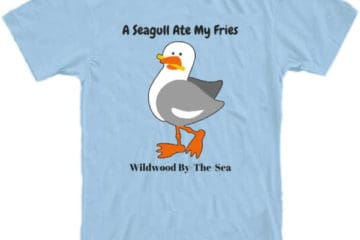 A Seagull Ate My Fries