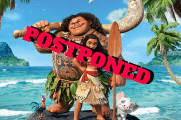 Downtown Wildwood Tuesday Night Movie Postponed (8/15)