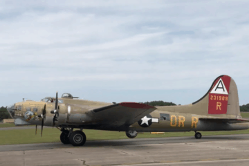 WWII Planes Over Wildwood