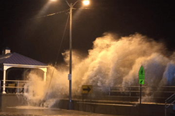 Wildwood Storm Videos And Pictures From Jose