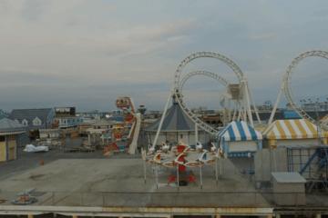 Morey's Piers New Ride Update