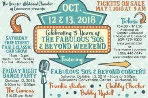 Fabulous '50s Weekend