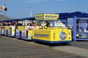 Wildwood Boardwalk Tram Car