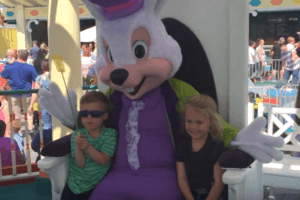 Morey's Piers Easter Events