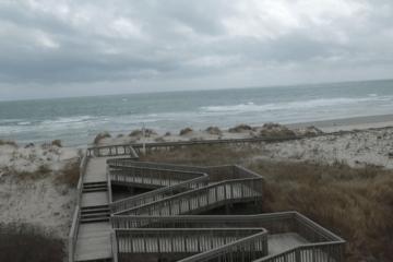 North Wildwood Beach Erosion