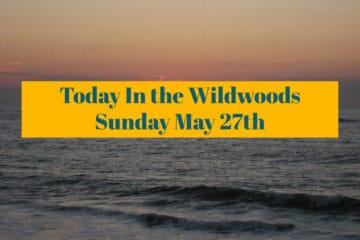 Today's Events Sunday May 27th