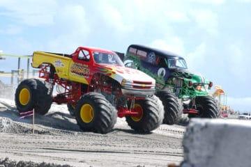 Wildwood Monster Truck Beach Races