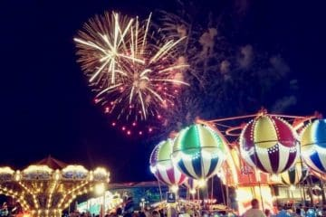 Wildwood Fireworks Start This Friday!!!