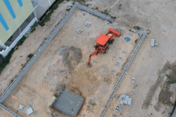 Paradise Motel Construction Update (Sept 25)
