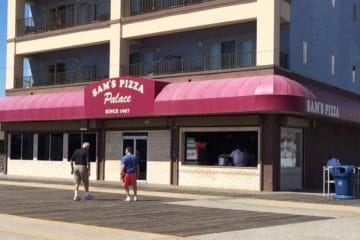 Sam's Pizza Palace To Close For The Season