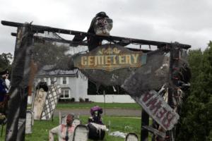 Building A Graveyard