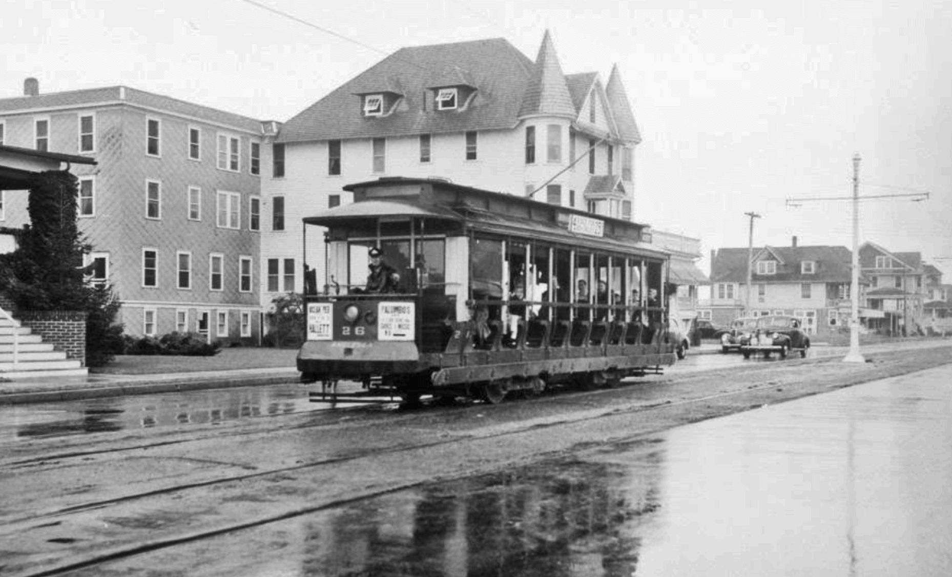 Wildwood Trolley To Be Restored