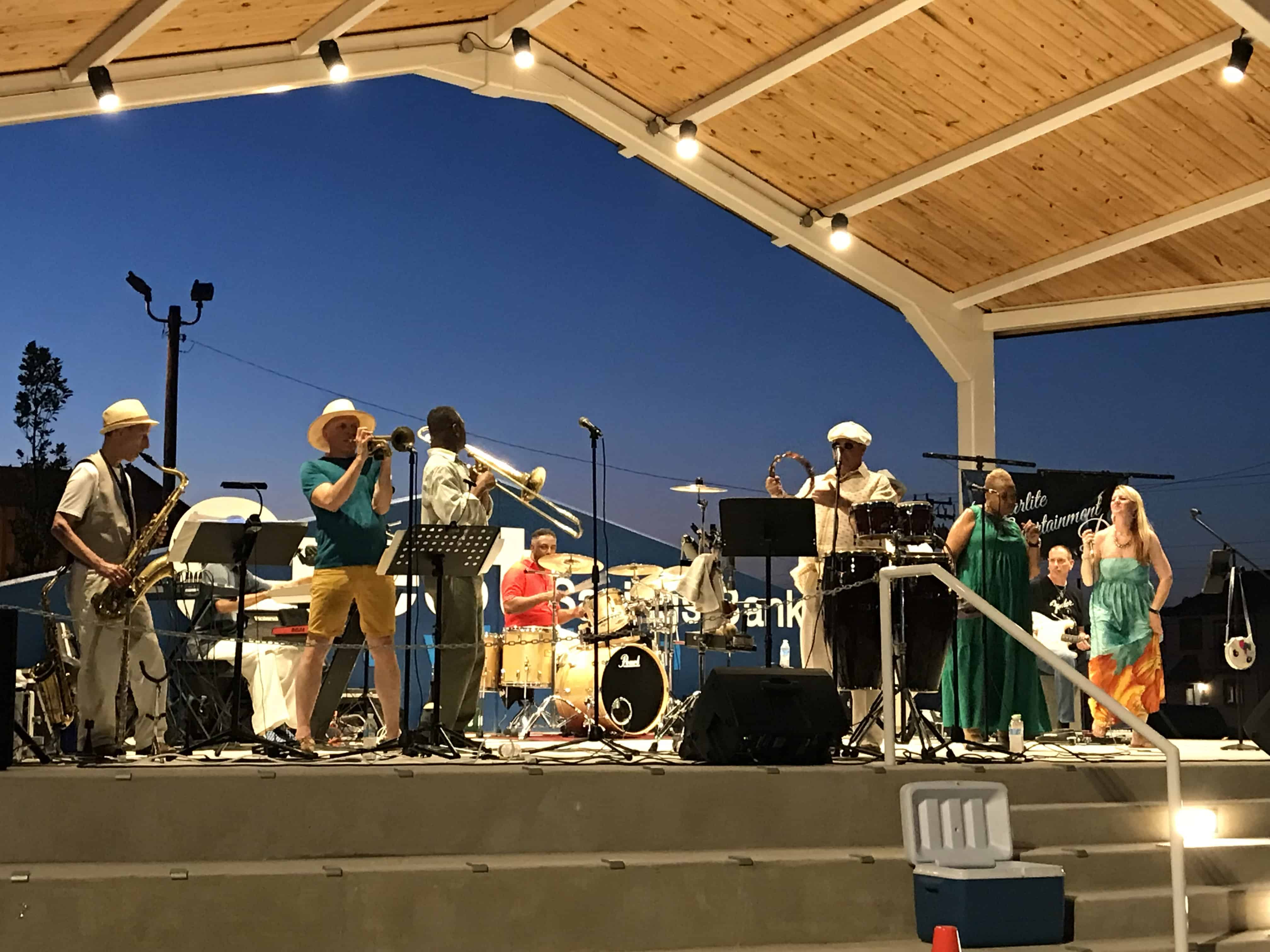 2019 Music in the Plaza Schedule!