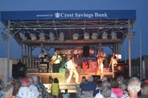 North Wildwood Concerts Under the Stars Schedule 2019!