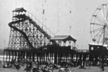Wildwood NJ In The 1940s