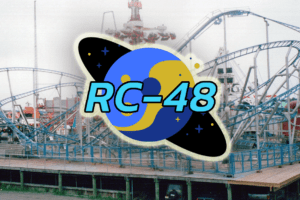 Wildwood's Famous Rides - Morey's RC-48