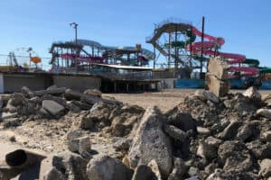Demolished Cedar Ave Ramp Tour