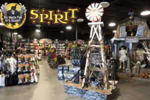 Spirit Halloween Films Commercial At Morey's Piers
