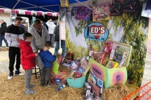 Ed's Funcade Easter Sunday Egg Hunt