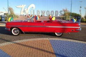 Spring Boardwalk Classic Car Show 2019