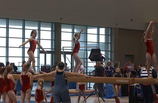 NJ State Gymnastics Championship 2019
