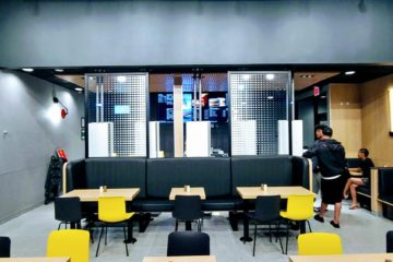 A Look Inside The NEW Wildwood McDonald's