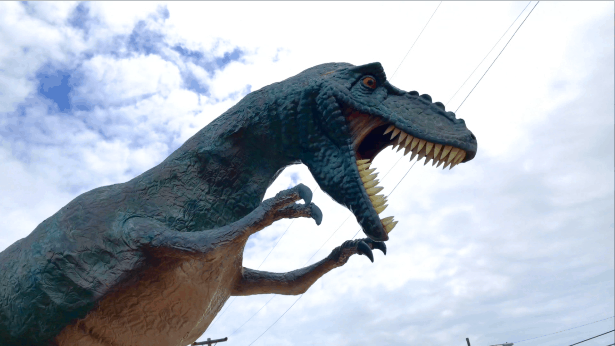 Jurassic Adventure Golf Tour!