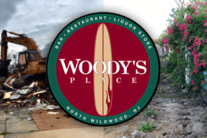 What's Left Of Woody's