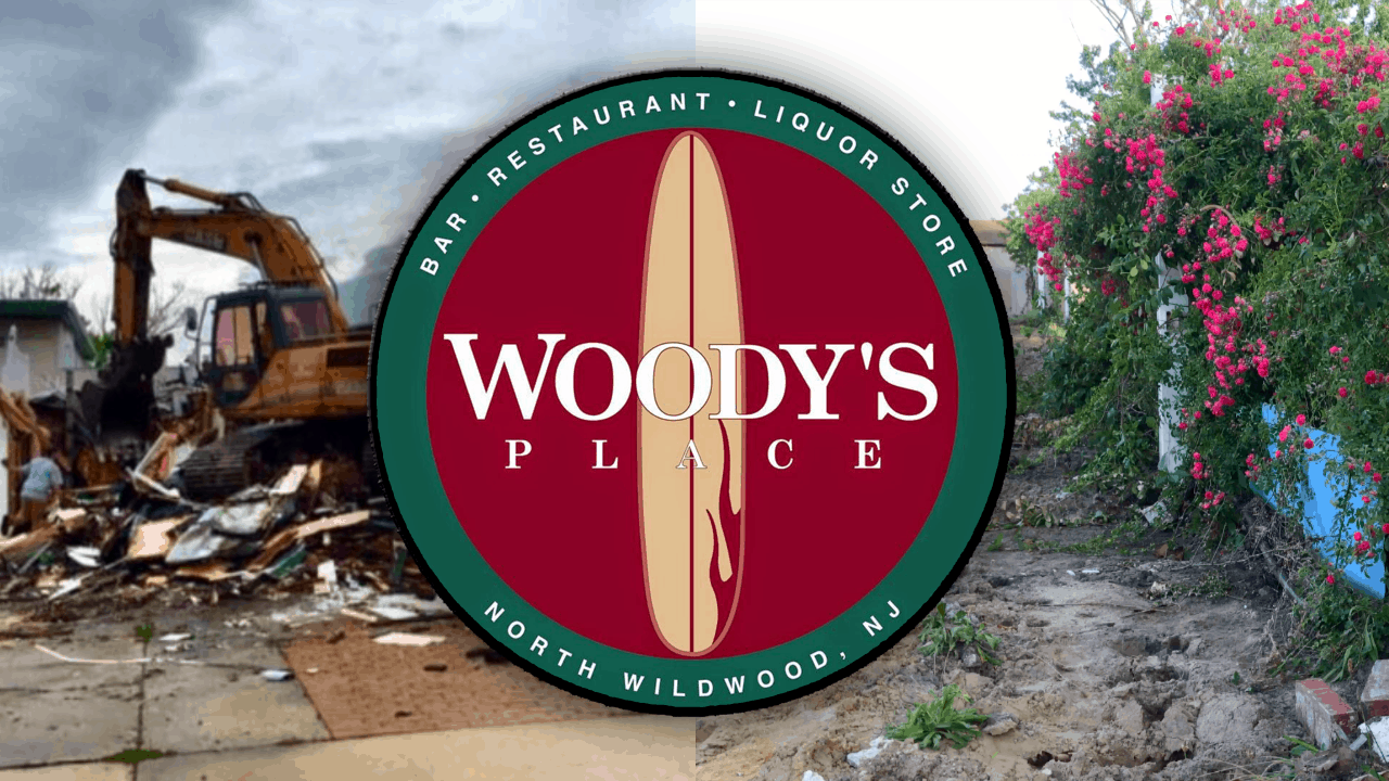 What's Left Of Woody's