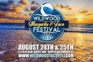 Wildwood Margarita & Taco Festival Is Coming!
