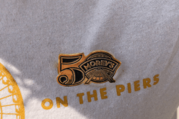 NEW Morey's Piers 50th Gear!