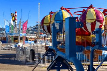 Surfside Pier Off Season Tour